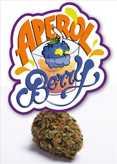 Aperol berry new strain